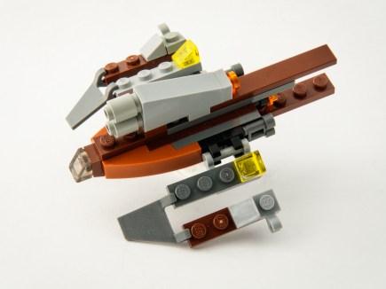 Lego-Spaceship