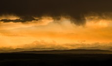 Sunset-Storm