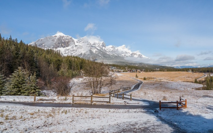 Three-Sisters-Pathway-Canmore