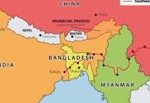 Bangladehs India China