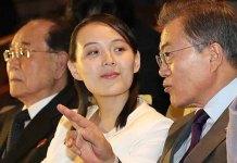 North Korean Olympic Diplomacy