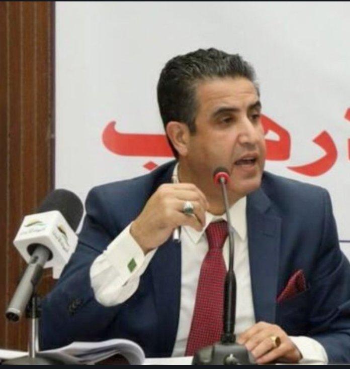 Dr Saud Al-Sharafat