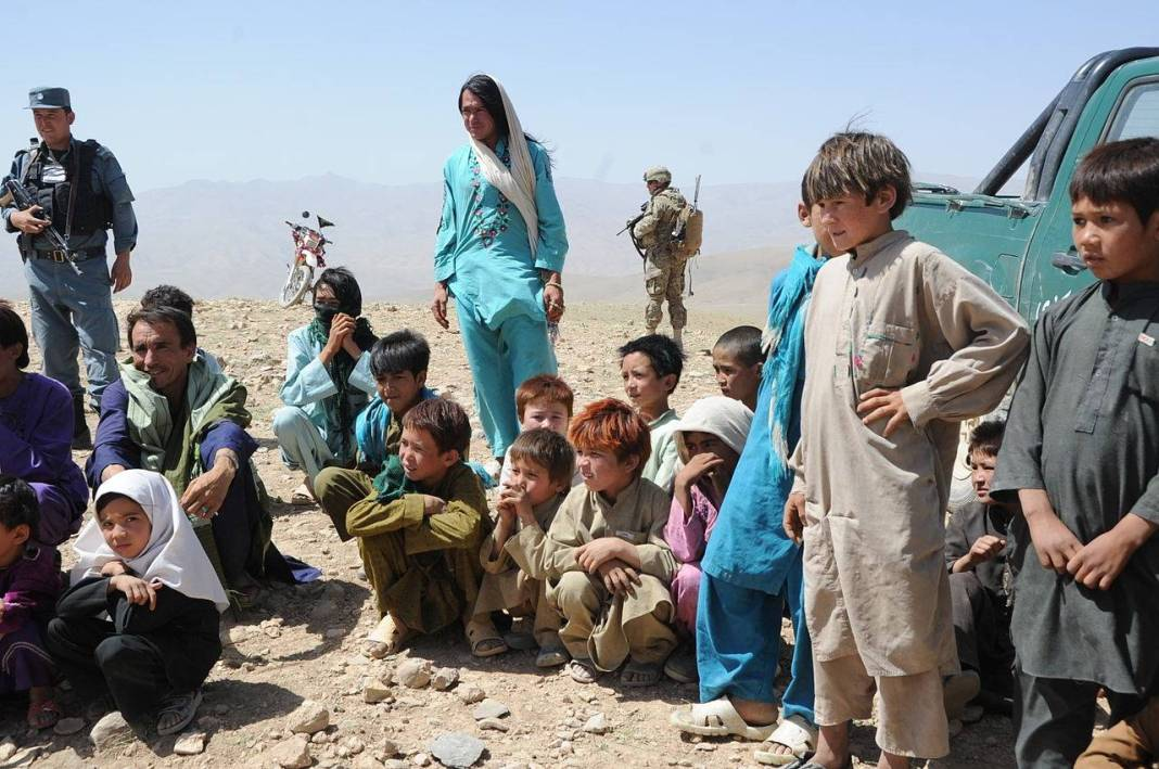 Hazara of Daykundi province