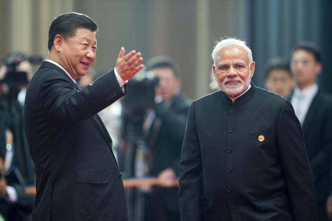 President Xi Jinping and PM Modi