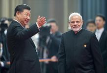 President Xi Jinping and PM Modi
