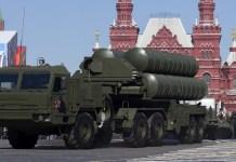 S 400 Triumf Missile System