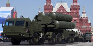 S 400 Triumf Missile System