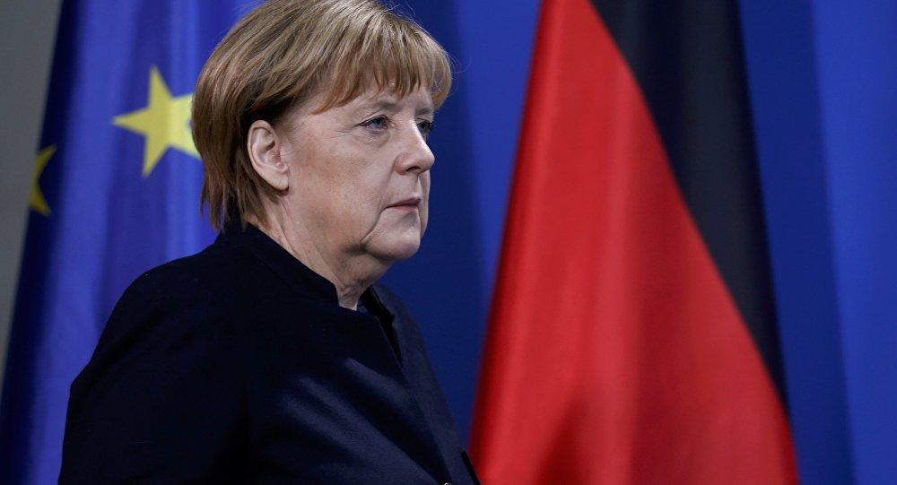 Chancellor Angel Merkel