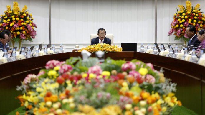 Cambodian PM Hun Sen