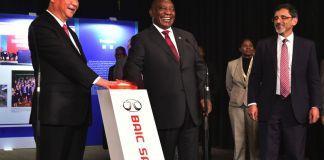 President Xi Jinping in Africa