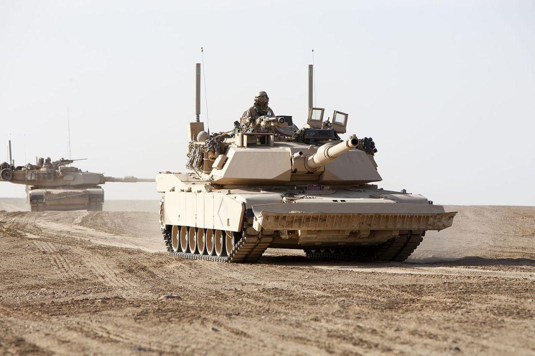 Combat Logistics Battalion 8 escorts 1st Tank Battalion through Afghanistan