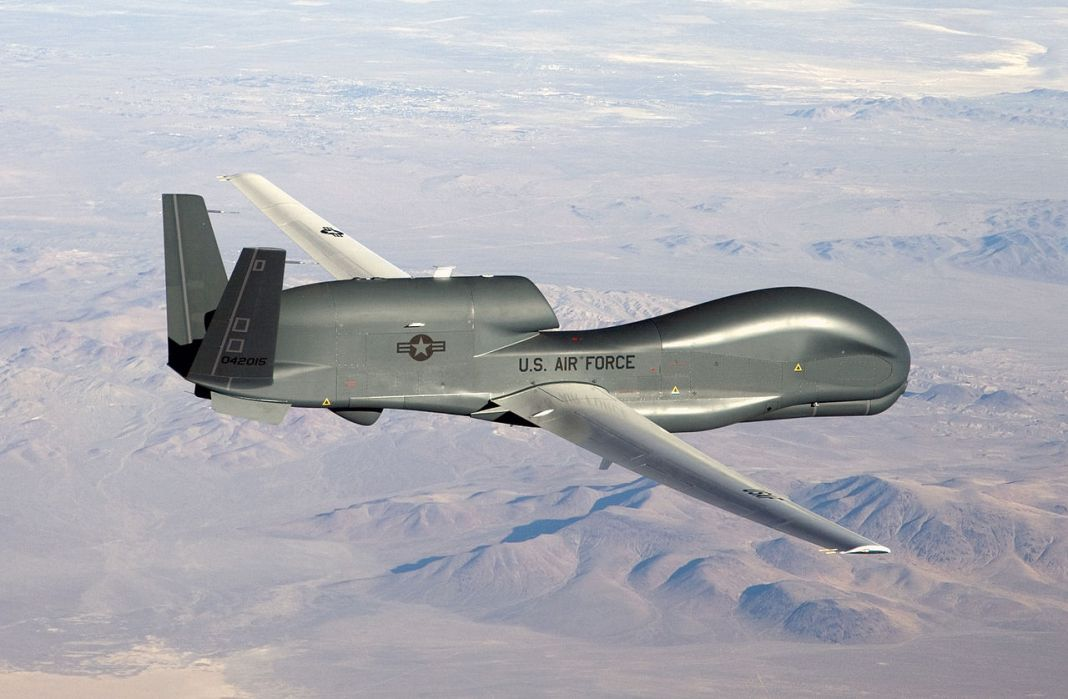 RQ-4 Global Hawk Drone