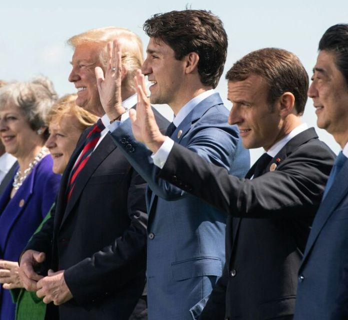 G7 Heads of State