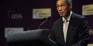 Singaporean PM Lee Hsien Loong