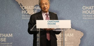 Dr Mahathir Mohamad, Malaysia