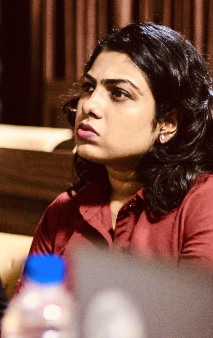 Meghna Ria Muralidharan