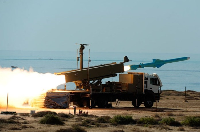 Qader Missile