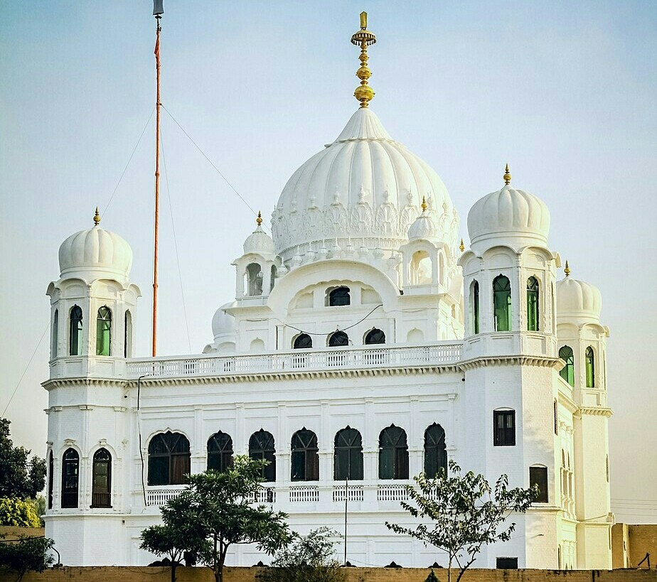 Gurdwara Darbar Sahib in Kartarpur, Pakistan