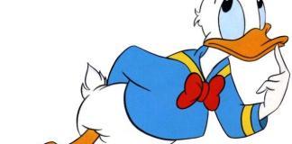Donald Duck Disney