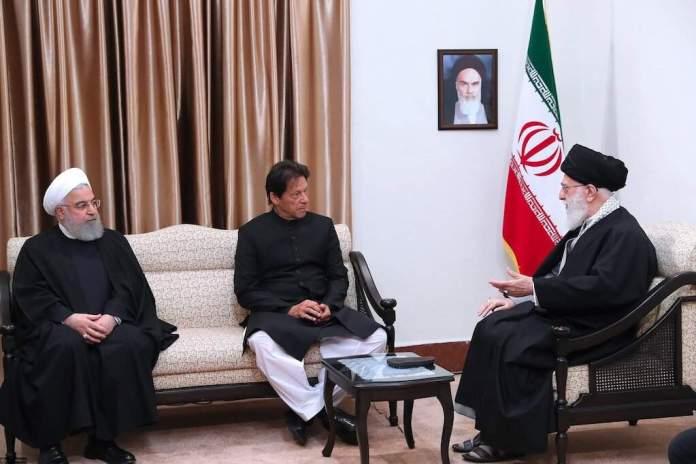 Pakistan PM Imran Khan met with Ayatollah Khamenei