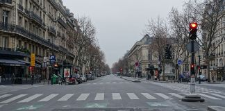 Boulevard Saint-Germain, Paris