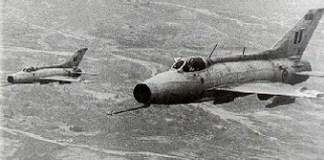 Indian Mig-21 Bison
