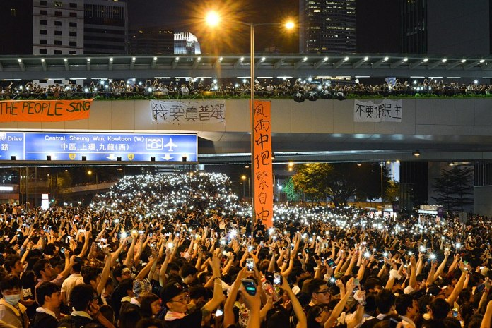 Hong Kong protests