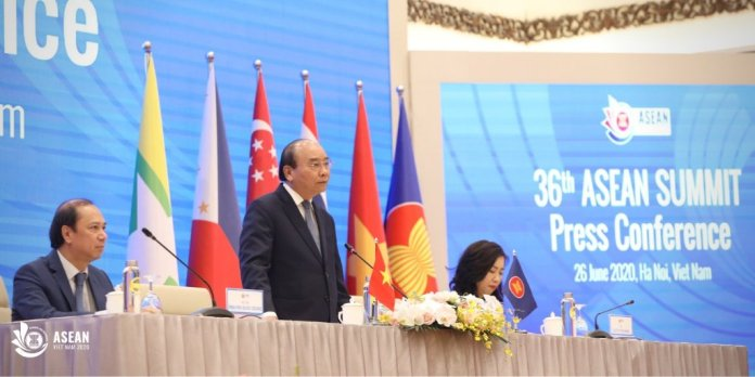 Chairman's Statement of the 36th ASEAN Summit