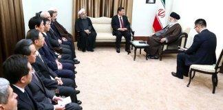 Xi Jinping visits Iran