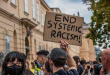 Black Lives Matter protest BLM