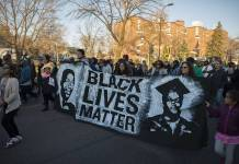 Black live matter movement