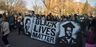 Black live matter movement