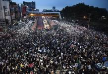 Thailand anti-government protest