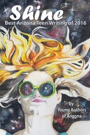 YAA released Shine: Best Arizona Teen Writing of 2016 last April and will release Speak eAZy: Best Arizona Teen Writing of 2017 this June.