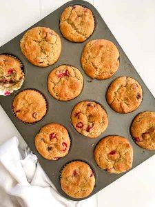 Cranberry Orange Muffin Recipe