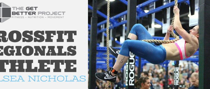GBP 005: Chelsea Nicholas CrossFit Regionals Athlete with Joe Bauer