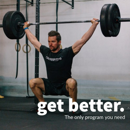 Monthly Unlimited (free week) from the Get Better Project