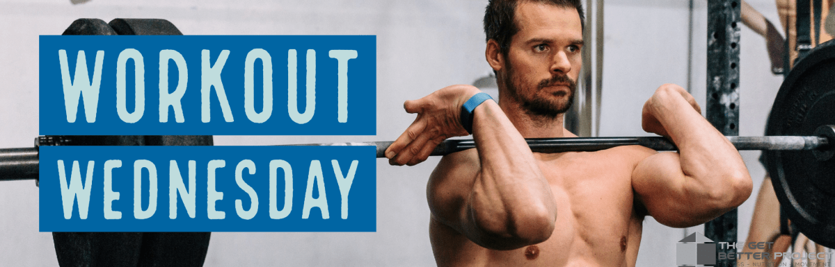 Workout Wednesday – The Muscle Train
