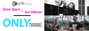 GBP 023: Dave Spurr & Jon Gibson of Only-Training website 3 by Joe Bauer of the Get Better Project