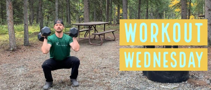 Workout Wednesday Toasted Quads by Joe Bauer of The Get Better Project