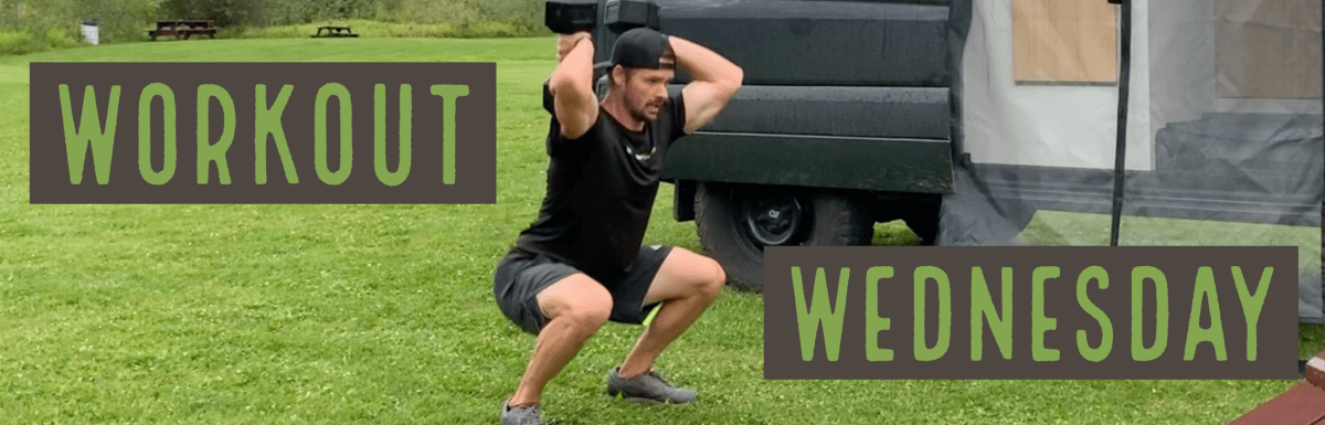 Workout Wednesday – Legs and Abs