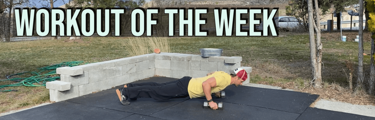 Workout of the Week – Butt & Boobs