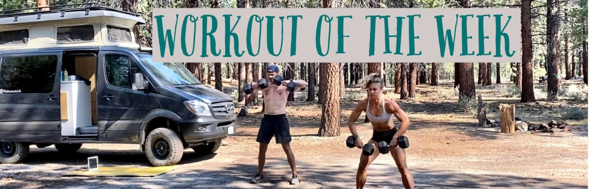 Workout of the Week –  Hot Hammies
