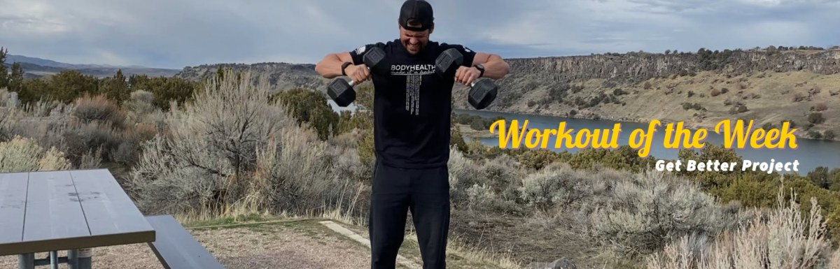 Workout of the Week – Simple But Deadly