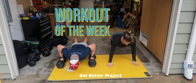 Workout of the Week - Push It Good by Joe Bauer and Emily Kramer