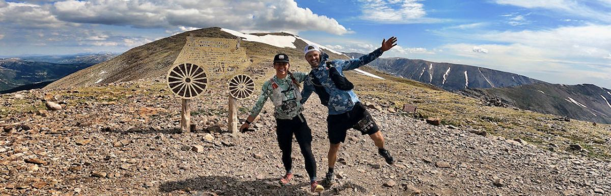 Leadville Marathon Fueling Plan (and results)