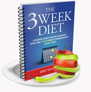 The 3 Week Diet Diet Manual