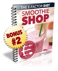 The E-Factor Diet Smoothie Shop
