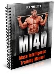 Mi40 training manual
