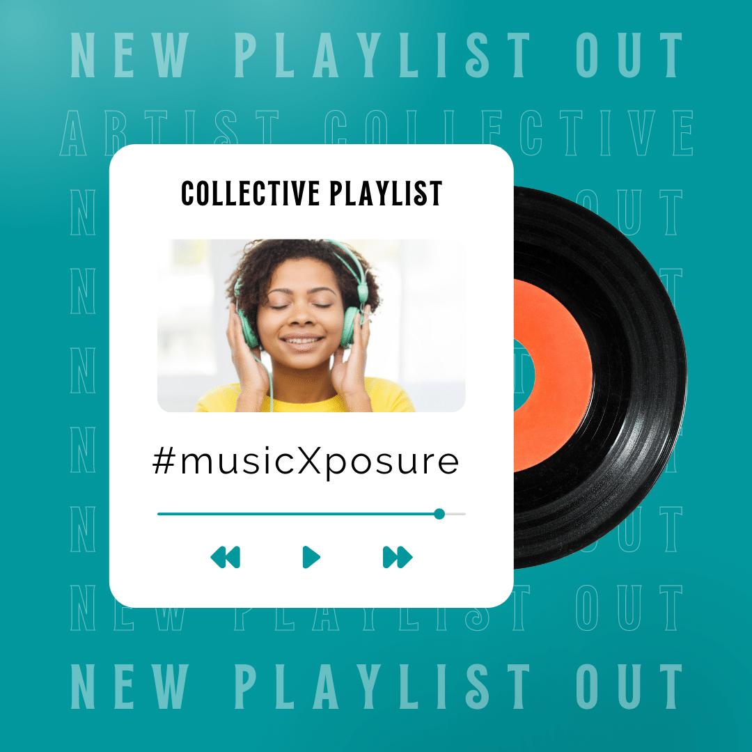 #musicXposure collective marketing